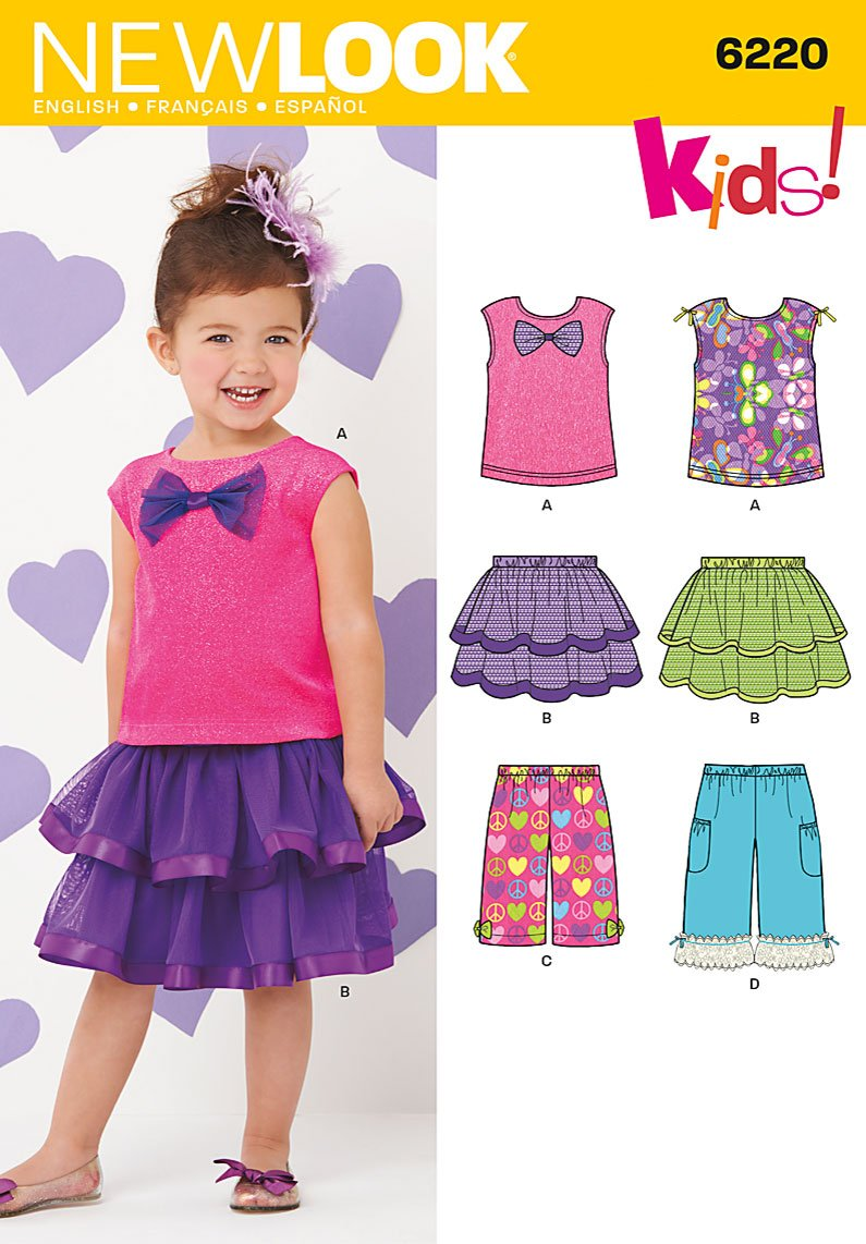 New Look Toddler's Skirt 6220