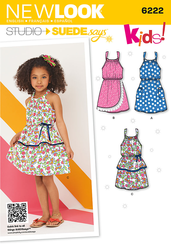 New Look Child's dress 6222