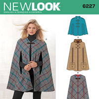 New Look 6227 Pattern