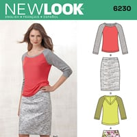 New Look 6230 Pattern