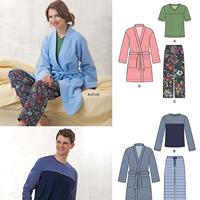 Sewing Patterns & Loungewear Pattern Reviews