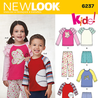 New Look 6237 Pattern