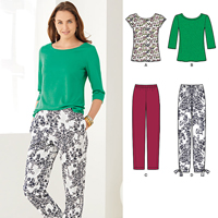 New Look 6246 Pattern ( Size 8-10-12-14-16-18 )