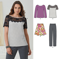 New Look 6247 Pattern