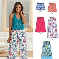 New Look 6271 Pattern ( Size 10-12-14-16-18-20-22 )