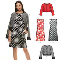 New Look 6302 Pattern