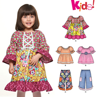 Sewing Patterns & Toddlers Pattern Reviews