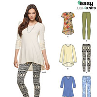 New Look 6323 Pattern ( Size XS-S-M-L-XL )