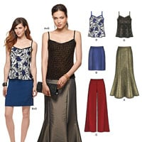 New Look 6328 Pattern ( Size 8-10-12-14-16-18-20 )