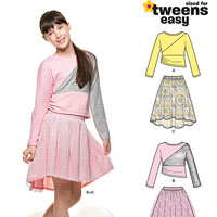 New Look 6339 Pattern