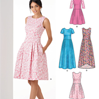 New Look 6341 Pattern