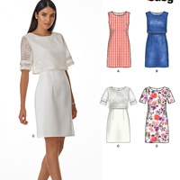 New Look 6342 Pattern