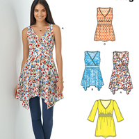 New Look 6345 Pattern