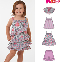 New Look 6357 Pattern