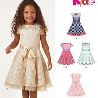 New Look 6359 Pattern ( Size 3-4-5-6-7-8 )