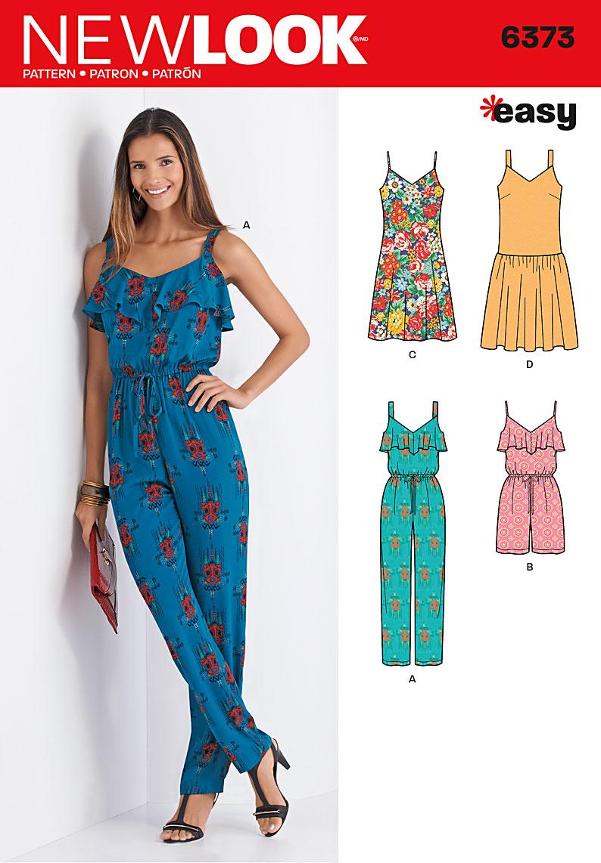Galerry slip dress pattern uk