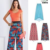 New Look 6381 Pattern ( Size 8-10-12-14-16-18-20 )