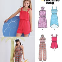 New Look 6389 Pattern ( Size 8-10-12-14-16 )