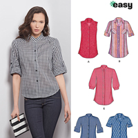 New Look 6394 Pattern ( Size 8-10-12-14-16-18 )