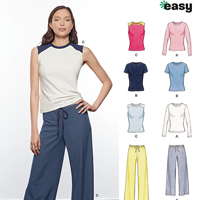 New Look 6403 Pattern ( Size 8-10-12-14-16-18 )