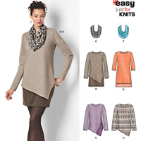 New Look 6412 Pattern