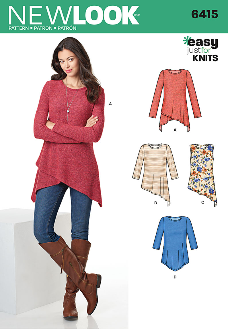 Blouse Patterns New Look 58