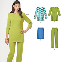 New Look 6421 Pattern