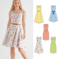 New Look 6431 Pattern ( Size 8-10-12-14-16-18 )