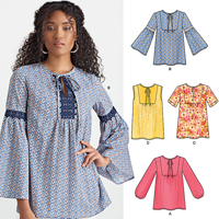 New Look 6432 Pattern