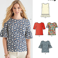 New Look 6434 Pattern