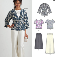 New Look 6438 Pattern