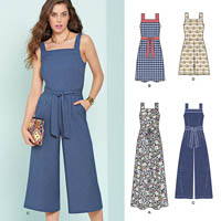 New Look 6446 Pattern ( Size 6-8-10-12-14-16-18 )