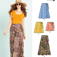 New Look 6456 Pattern ( Size 6-8-10-12-14-16-18 )