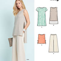 New Look 6461 Pattern