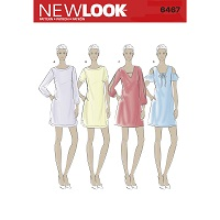New Look 6467 Pattern