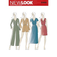 New Look 6468 Pattern