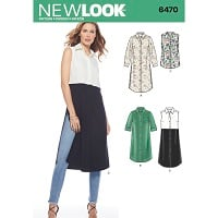 New Look 6470 Pattern
