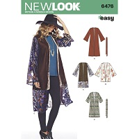 New Look 6476 Pattern