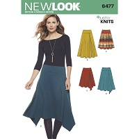 New Look 6477 Pattern