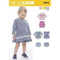 New Look 6484 Pattern
