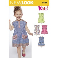 New Look 6485 Pattern