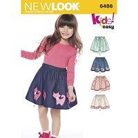 New Look 6486 Pattern