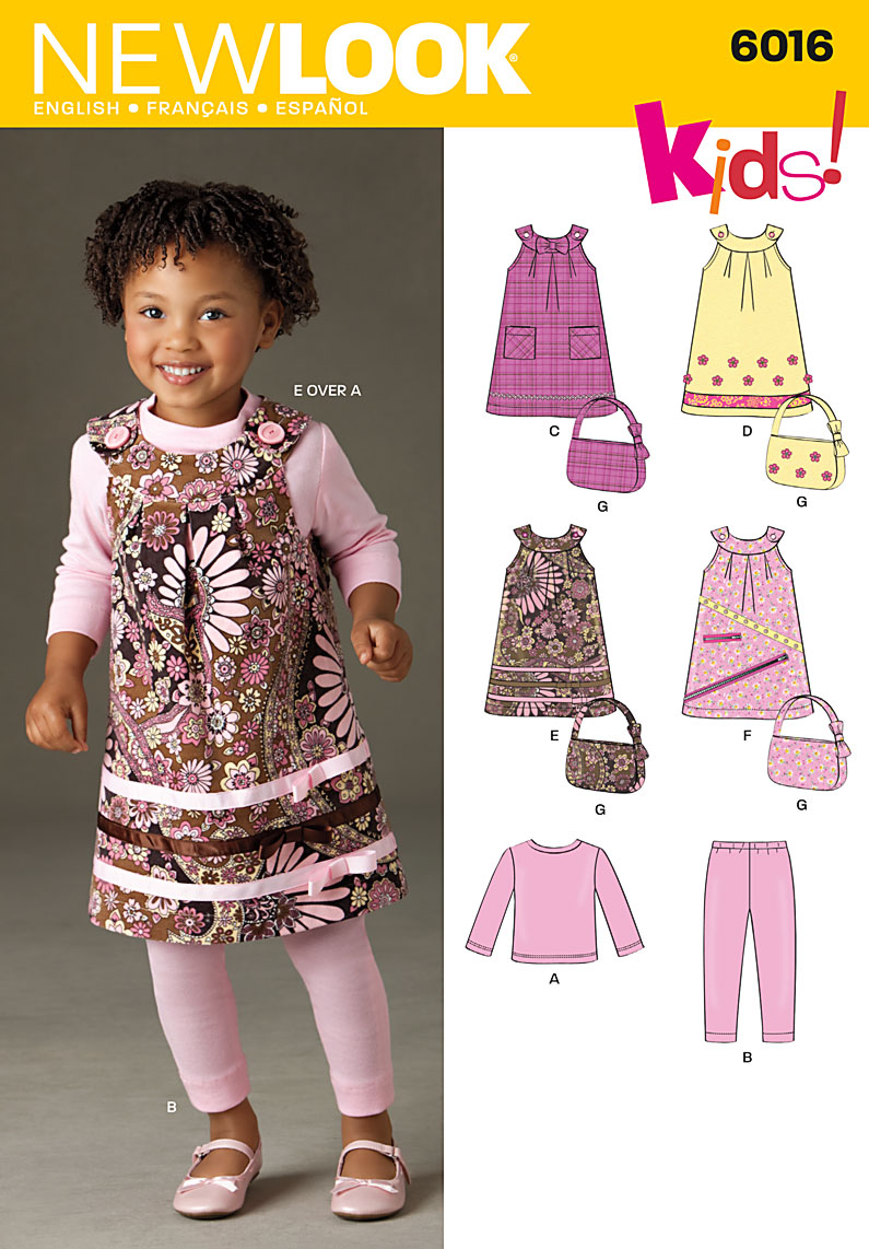 New Look Toddler's Separates 6016