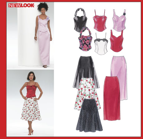 Sewing Patterns | Evening — jaycotts.co.uk - Sewing Supplies