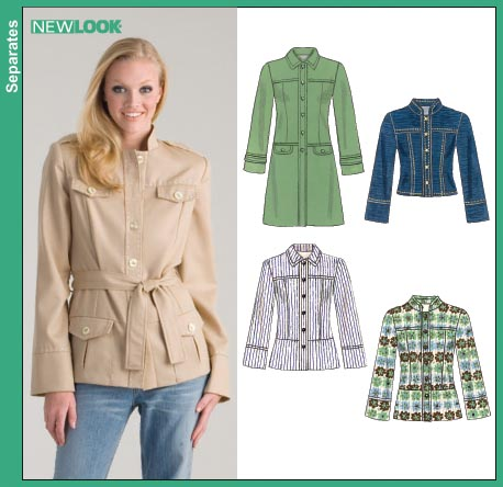 New Look Misses Coat or Jacket 6617