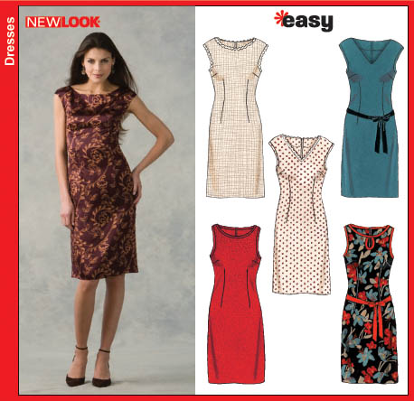 Designer Dress Patterns on Shift Dress Patterns Design In Women S Dresses   Compare Prices