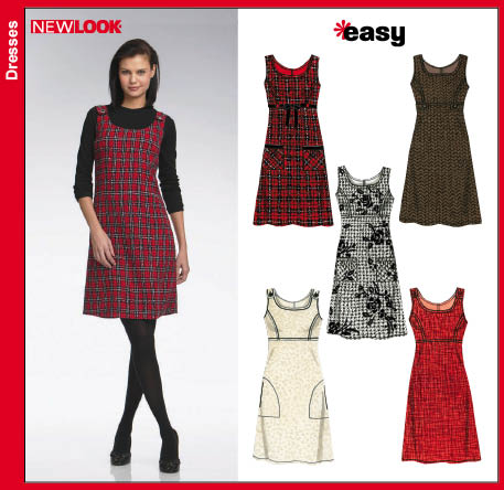 New Look Misses Dress or Jumper 6726