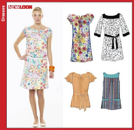 New Look Misses Mini Dress or Top 6775