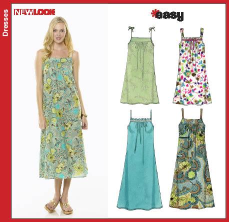 New Look Misses Dress 6778