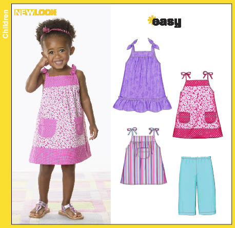 New Look Toddler Separates 6796